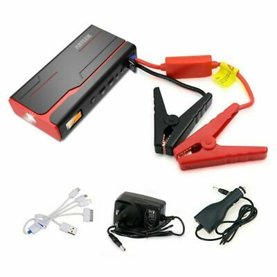 ARTECK 600A Peak Car Jump Starter (Up to 7.0L Gas or 6.5L Diesel) Auto Battery B