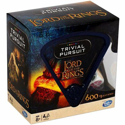 Trivial Pursuit Bitesize Lord of the Rings