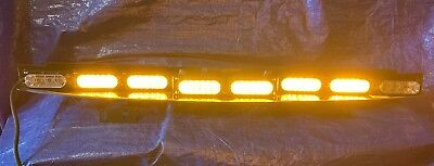 Whelen I35Lr8L Lin6 Inner Edge Super Led Lightbar Dodge Charger 2011 - 2019 Csp