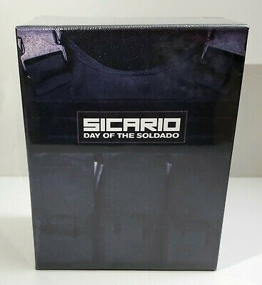 SICARIO DAY OF THE SOLDADO [4K UHD + 2D] Blu-ray STEELBOOK [KIMCHIDVD] 1-CLICK