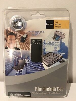 Palm Bluetooth Card - Works With Bluetooth Enabled Devices