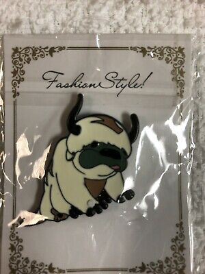 Avatar The Last Airbender Appa The Sky Bison Lapel Pin Free Ship In USA