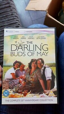 The Darling Buds of May - The Complete Collection (DVD Box Set)
