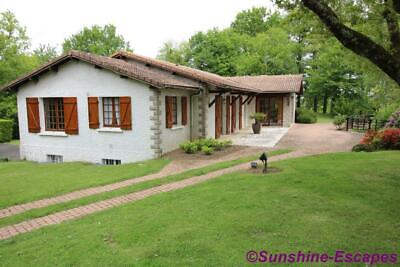 France:beautiful House:magnificent Grounds,4 Beds,3 Baths,Double Garage-:£280000