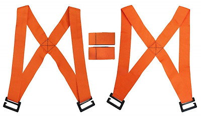 Home-Neat 2 Persons Carrying and Moving Straps Furniture Belt for Lifting...