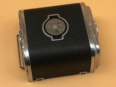 Hasselblad 6x6 Film Back For 500 Series Cameras - Scruffy Condition