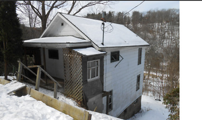 1/3 acre with a 3 Bed,1 Ba- 2 STORYHouse!Suburbs,oil city,PA.NOT a down payment!