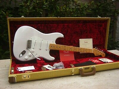 ✯NEW✯FENDER American Original 50's Reissue Stratocaster USA✯Blonde✯6.8 lbs!✯TAGS