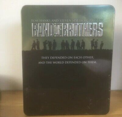 Band Of Brothers - The Complete HBO Series [Blu-ray] [2008]  Tin Box Set