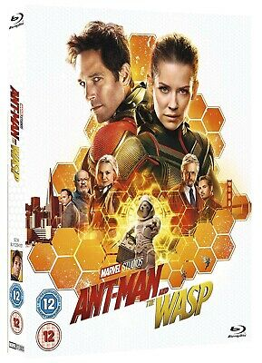 BRAND NEW Ant Man and the Wasp Blu-ray. Free Same Day Dispatch.