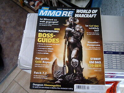 PC Games MMORE - World of Warcraft -  04/2017 - Ausg. 110 - Zeitschrift/Magazin