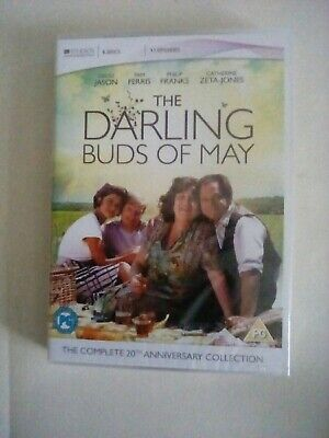 The Darling Buds Of May - 20th Anniversary Collection Box Set - New, sealed DVDs