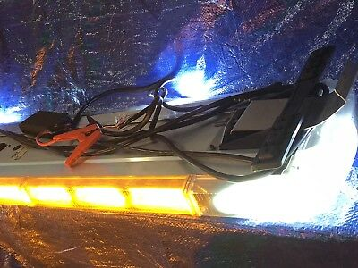 2014.5 Whelen Lfl Liberty Sz Duo Super Led Lightbar Lr-11 Takedown Alley 4 Color
