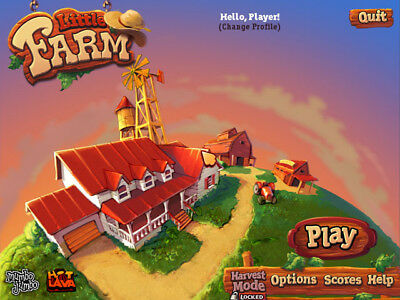 Little Farm -Casual Strategy & Puzzle Solving Fun! - Download - Steam Key ONLY