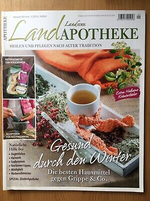 Landapotheke Herbst/Winter 1-2016 Gesund durch den Winter