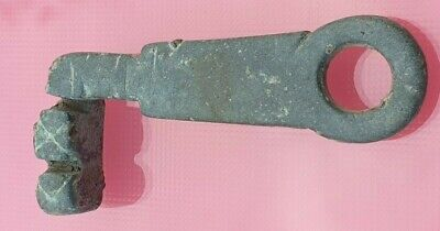 ANCIENT ROMAN BRONZE KEY.1st-3rd CENTURY AD