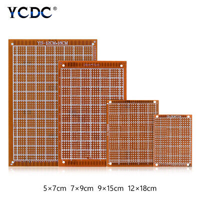 Prototyping PCB Printed Circuit Board Breadboard For Electronic DIY Projects 57