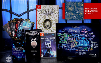 Hollow Knight Collector's Edition (Switch) - PREORDER