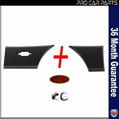 LEFT RENAULT MASTER MK3 Door Moulding Rub Strip Centre Indicator Lamp