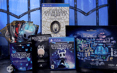 Hollow Knight Collector's Edition (PS4) - PREORDER!