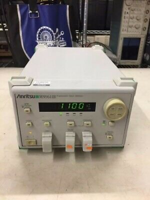 Anritsu Mn9611B Programmable Optical Attenuator