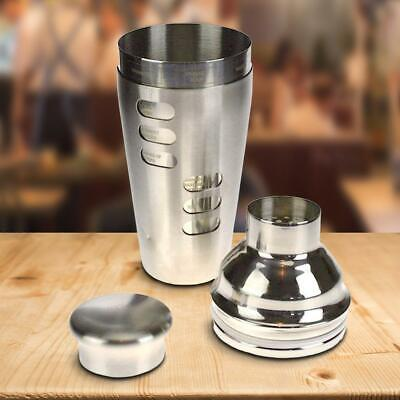 Dial a Drink Revolving Cocktail Recipe Shaker 750ml