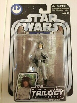 """HAN SOLO in AT-ST DISGUISE Star Wars OTC 3.75""""  RotJ MIB"""