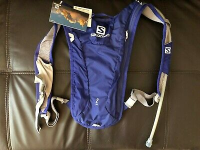 Salomon Agile 2 Set Spectrum Purple/White