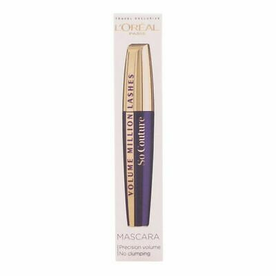 Máscara De Pestañas Efecto Volumen Million Lashes Loreal Make Up (9 Ml)