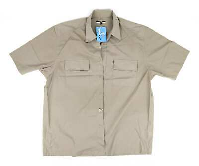 George Brown Cotton Mens Casual Shirt Size L