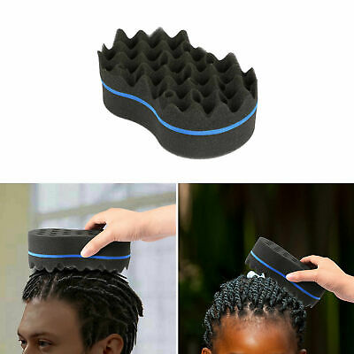 Home Appliances Hard-Working High Quality Double Sided Barber Hair Brush Sponge Dreads Locking Twist Coil Afro Curl Wave Vacuum Cleaner Parts