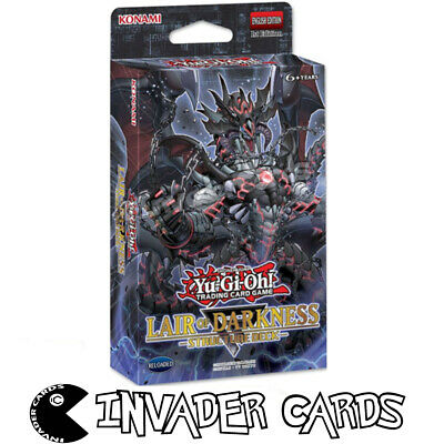 YuGiOh Lair Of Darkness Structure Deck 1st Edition English SR06 Brand New Boxed