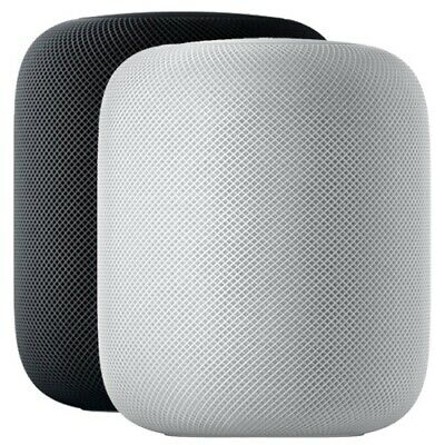 Apple HomePod 4QHW2LL/A Hi-Fi Sound A8 Chip WLAN Lautsprecher Soundbar Musikbox