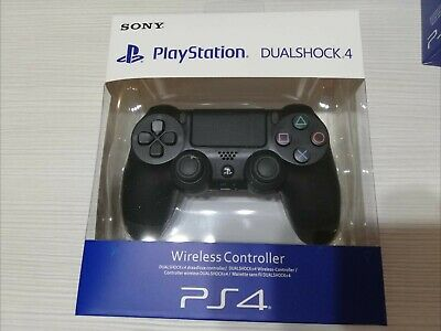 Joystick ps4 wireless dualshock.4 v2 controller playstation 4 nuovo sigillato