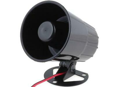 SYR-03 Sound transducer siren dynamic 1 tone 1300mA 105mm 12VDC