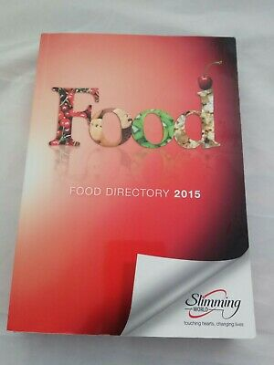 Slimming World Food Directory 2015 Exc Condition 39,000+ Listed Free Foods, Syns