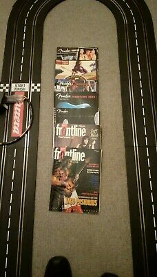 Guitar Magazine ..Fender Frontline ....The fat versions ...various years ! 7mags