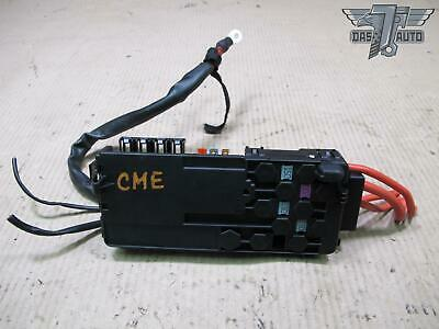 06-11 Mercedes W219 Cls Rear Fuse Relay Junction Box 2115452301 Oem
