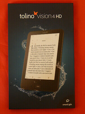 tolino vision 4 HD eBook-Reader 8GB Speicher