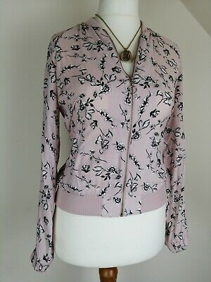 YD Pink Floral jacket For 12-13 Years Olds (otherwise Size S (8)