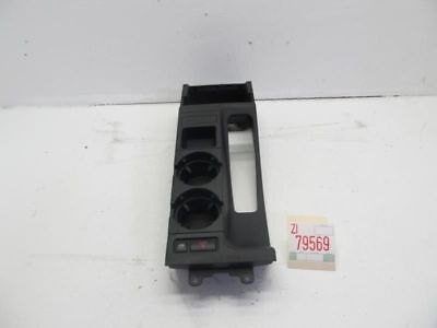 01 02 03 04 05 06 Bmw 330Ci Center Console Cup Holder Hazard Lock Switch Control