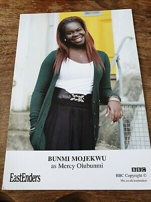 BBC EastEnders Mercy Olubunmi Cast Card