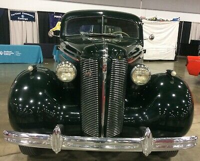 1937 Buick Series 40 Business Coupe URVIVOR: 1937 Buick Special 40
