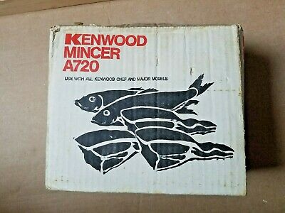 Vintage Kenwood Chef A720 Mincer