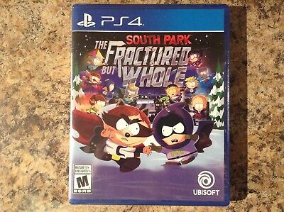 South Park: The Fractured but Whole (PS4, 2017) Factory Sealed - Brand New