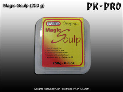 Magic Sculp 125g weiß + 125g grau (250g) (6 EUR/100 g)
