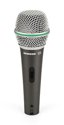 Samson Q4 Dynamic Handheld Microphone with On/Off Switch