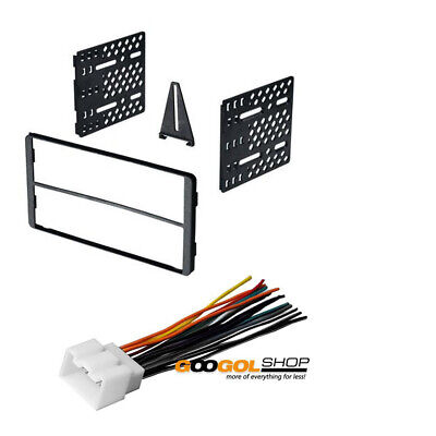 AFTERMARKET CAR STEREO dash kit Compatible with FORD LINCOLN MAZDA MERCURY