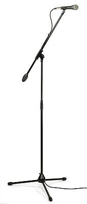 Samson Q7VP Complete Dynamic Mic System Q7 Microphone with Boom Stand