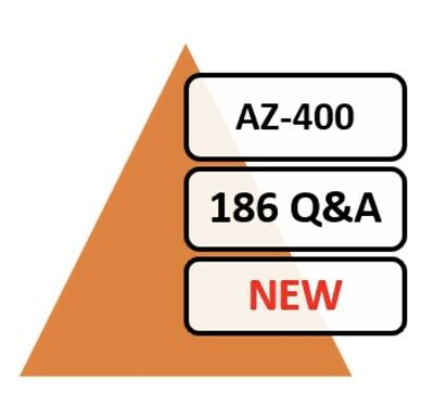 Updated AZ-400 Exam 146 Q&A PDF Only!